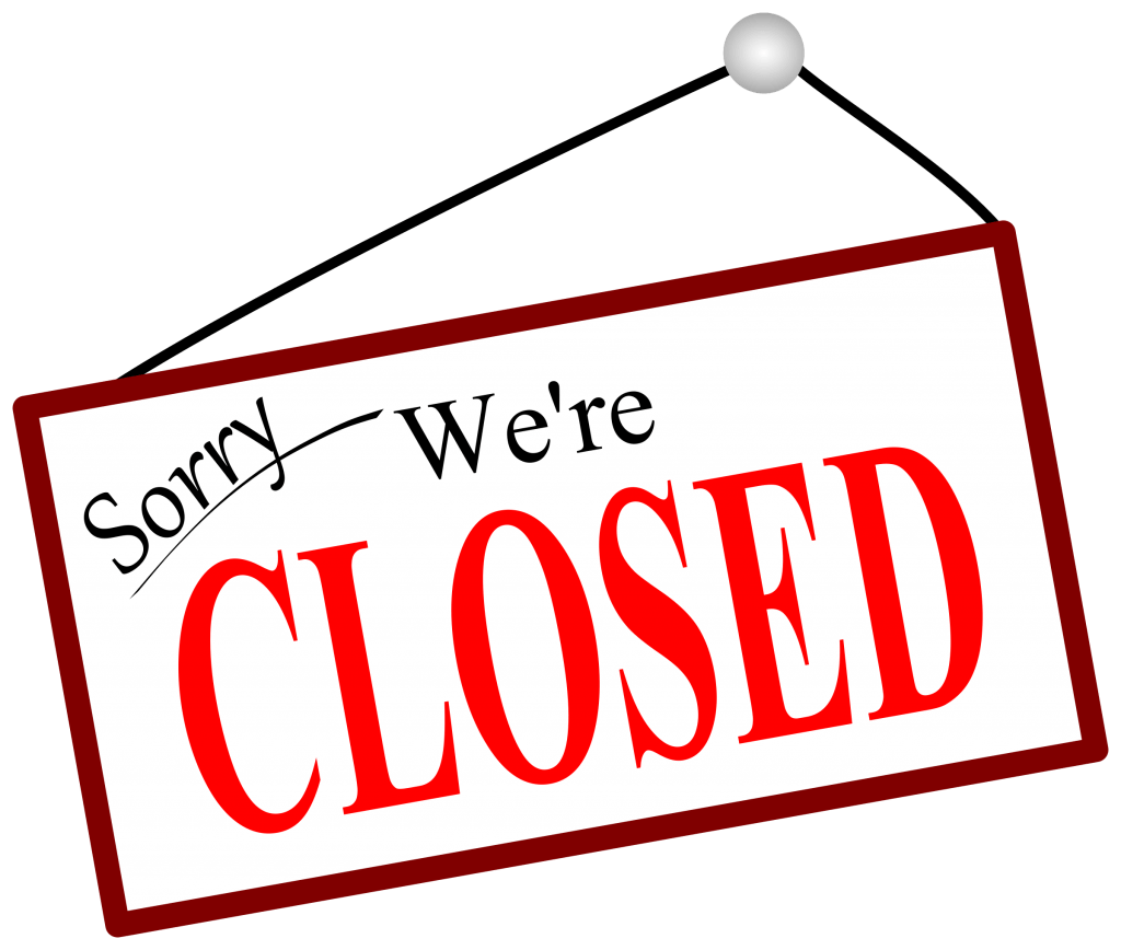sorry-were-closed-sign-vector-clipart
